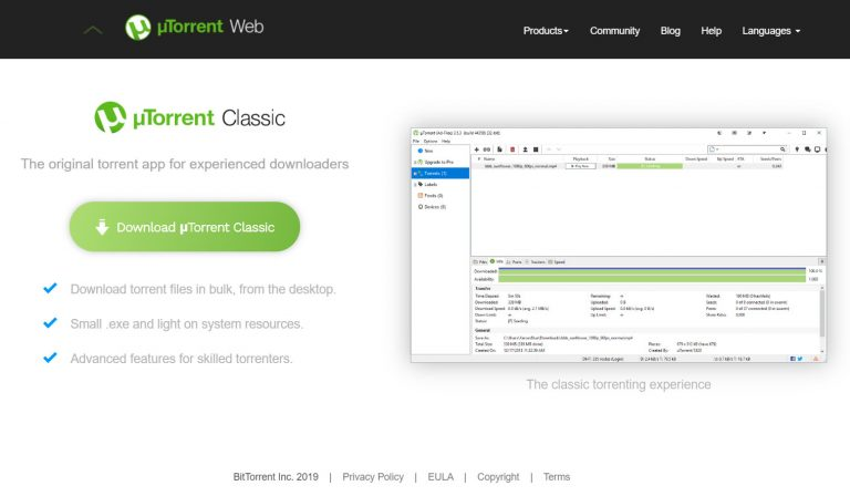utorrent download free