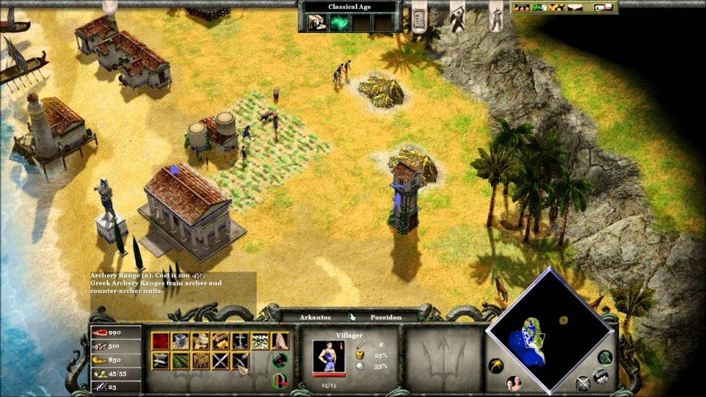Age of Mythology Extended Edition gameplay2