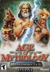 Age of mythology extend edition cover