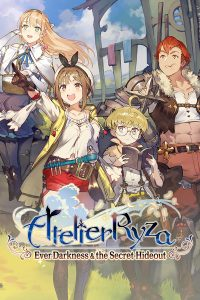 Atelier Ryza Ever Darkness The Secret Hideout
