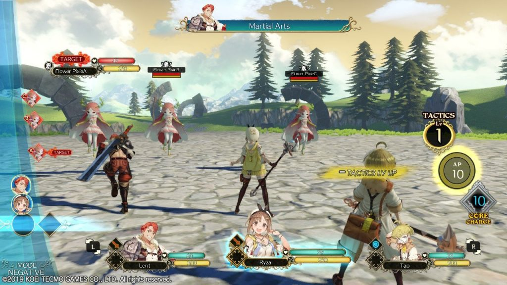 Atelier Ryza Ever Darkness The Secret Hideout gameplay