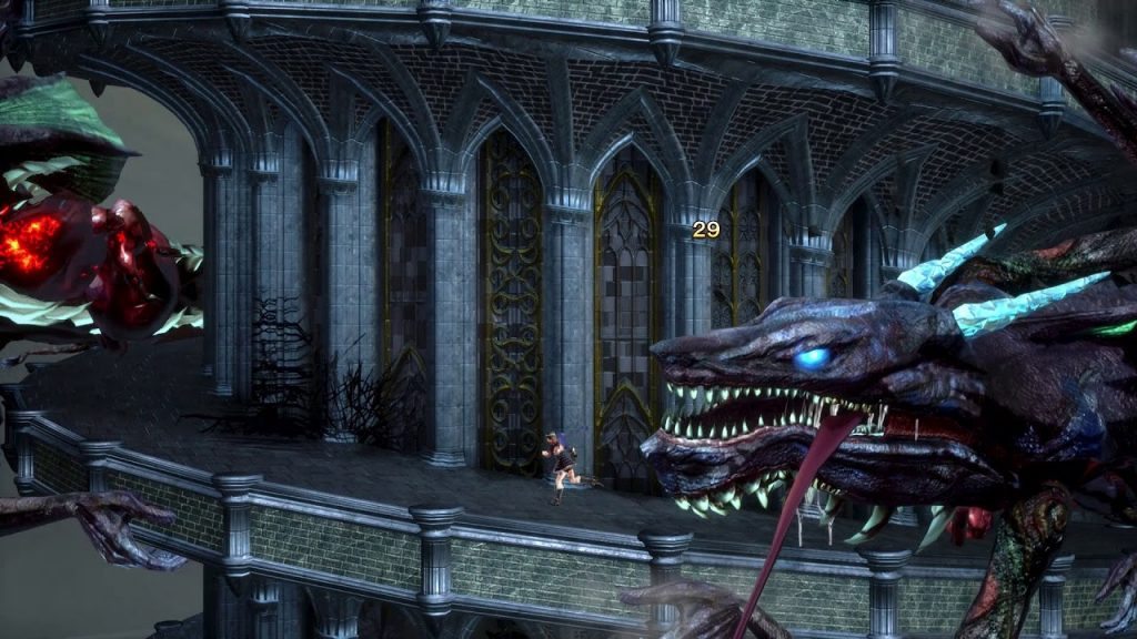 Bloodstained Ritual of the Night gameplay