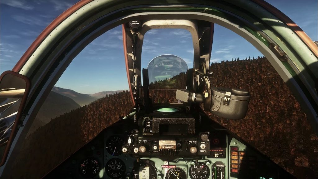 DCS World gameplay