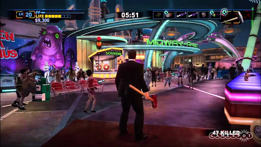 Dead Rising 2 Complete Pack gameplay