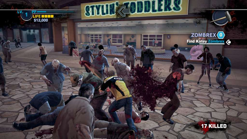 Dead Rising 2 Complete Pack gameplay2