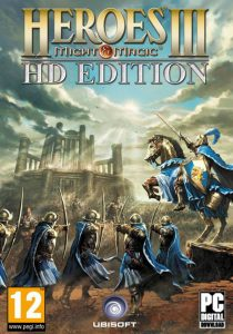 Heroes of Might & Magic III cover