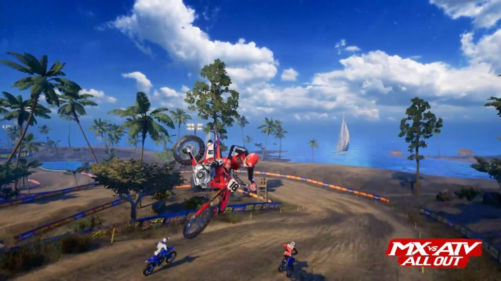 MX vs. ATV All Out gameplay2