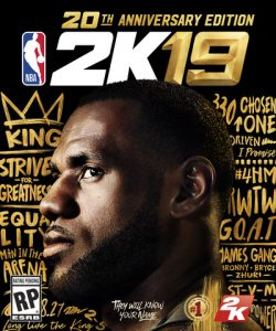 NBA 2K19: 20th Anniversary Edition