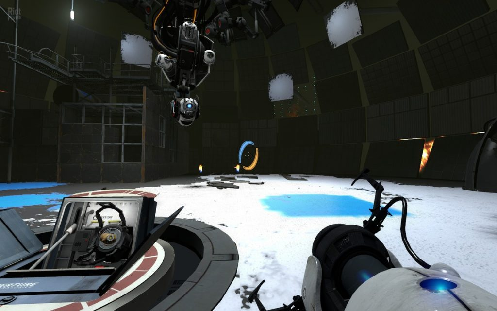 Portal Collection gameplay1