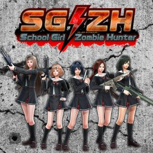 SGZH School Girl Zombie Hunter cover