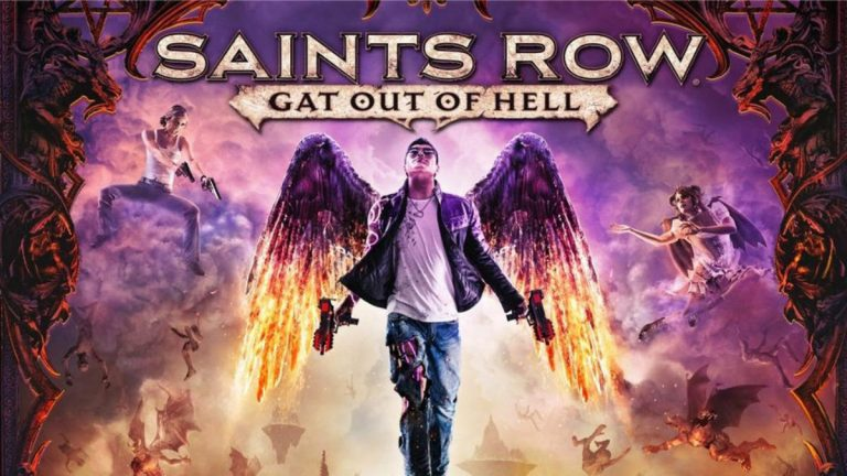 Saints Row Gat out of Hell cover