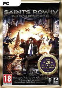 Saints Row IV: Game of the Century