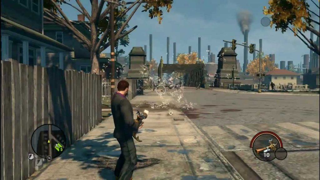 Saints Row IV Game of the Century edition gameplay2