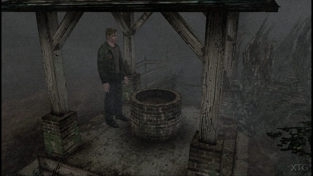 Silent Hill 2 Director's Cut gameplay2