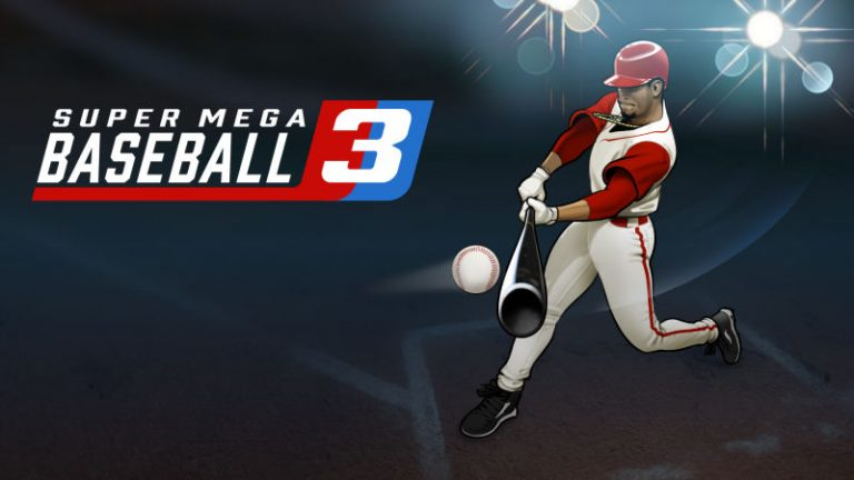 Super Mega Baseball 3 cover