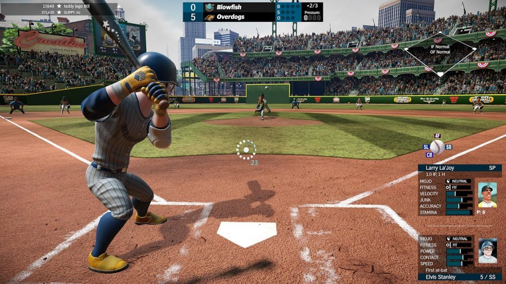 Super Mega Baseball 3 gameplay