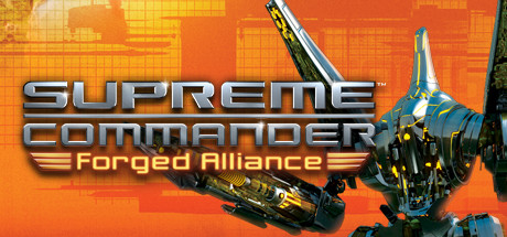 Supreme Commander Forged Alliance cover