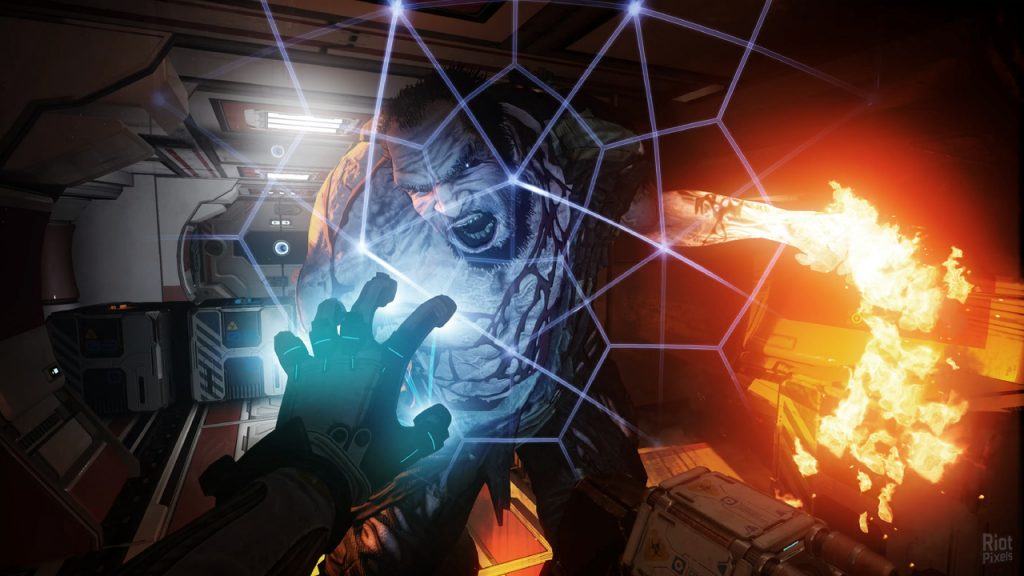 The Persistence gameplay2