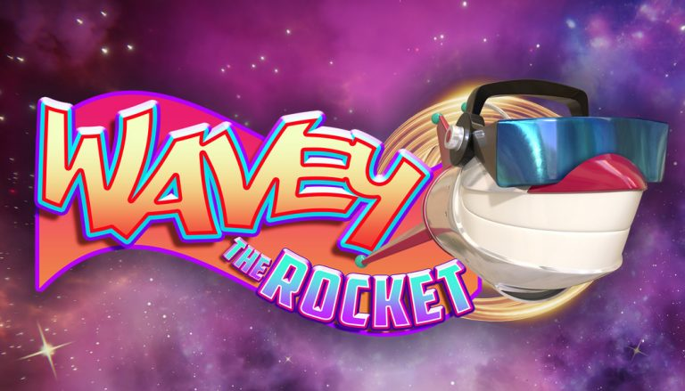 Wavey The Rocket cover