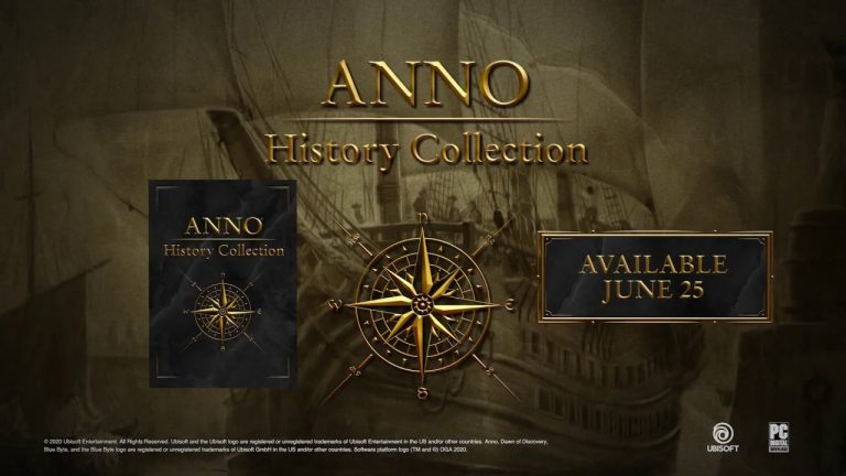 Anno History Collection cover
