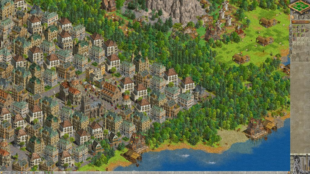Anno History Collection gameplay3