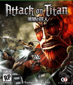 Attack on Titan / A.O.T.: Wings of Freedom + ALL DLCs