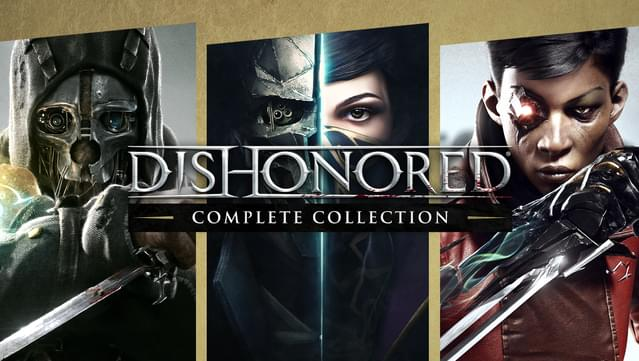 Dishonored Complete Collection cover
