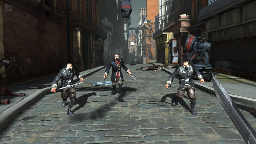 Dishonored Complete Collection gameplay2