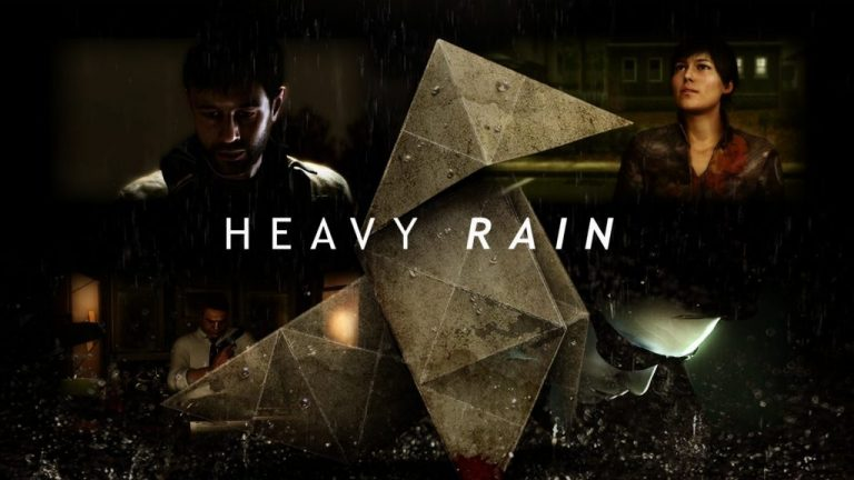 Heavy Rain cover