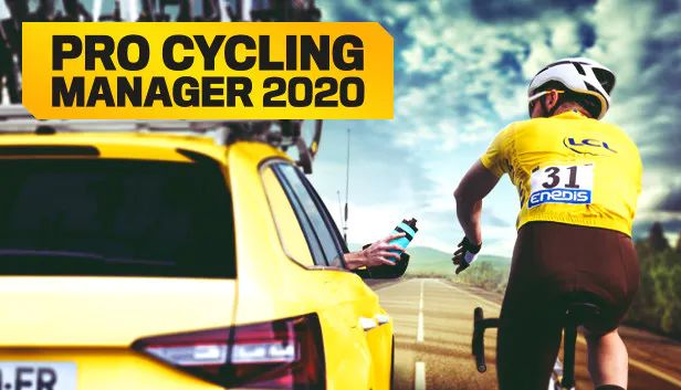 Pro Cycling Manager 2020 cover