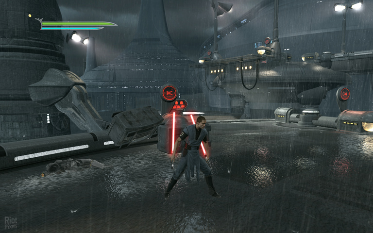 STAR WARS The Force Unleashed 2 gameplay2