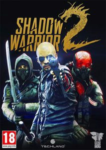 Shadow Warrior 2: Deluxe Edition + 9DLCs