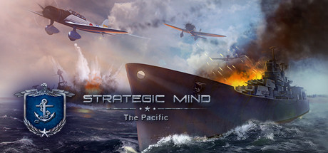 Strategic Mind The Pacific cover