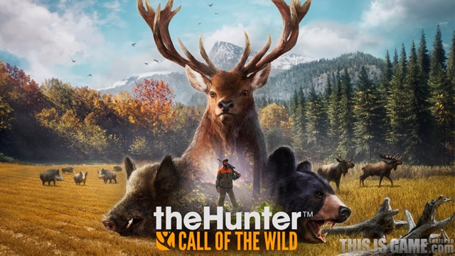 theHunter Call of the Wild cover