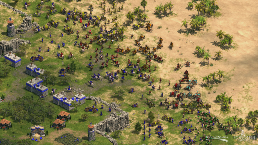 Age of Empires Definitive Edition gameplay3