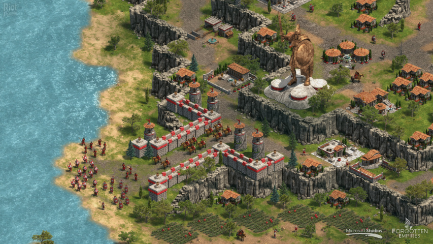 Age of Empires Definitive Edition gameplay2