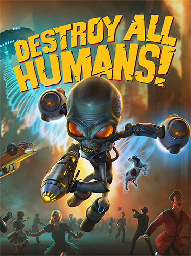 Destroy All Humans! + DLC