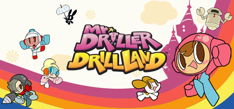 Mr. DRILLER DrillLand cover