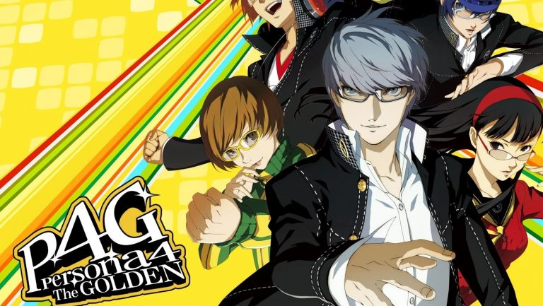 Persona 4 Golden Digital Deluxe Edition cover