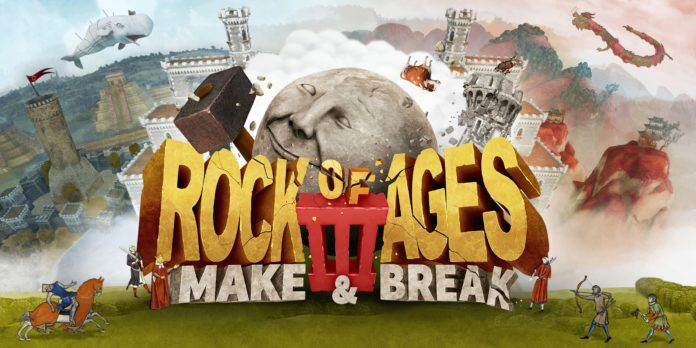 Rock of Ages 3 Make & Break cove
