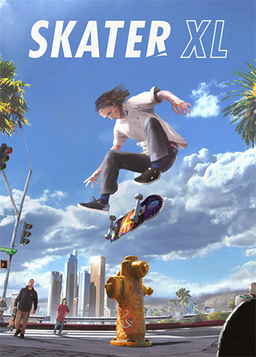 Skater XL: The Ultimate Skateboarding Game