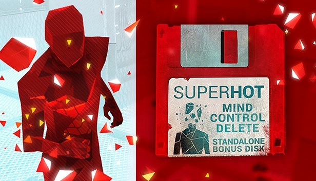 Superhot Mind Control Delete cover