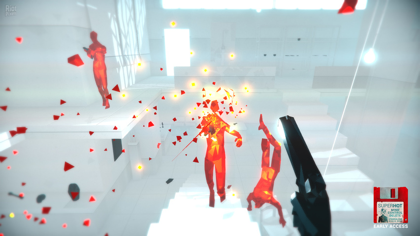 Superhot Mind Control Delete gameplay2