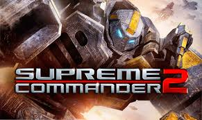Supreme Commander 2 cover