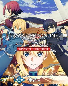Sword Art Online: Alicization Lycoris + 3DLCs