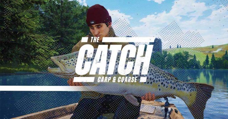The Catch Carp & Coarse cover