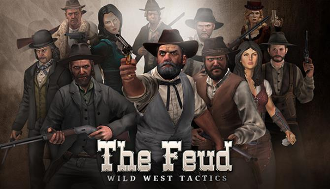 The Feud Wild West Tactics cover