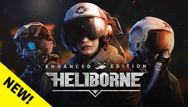 Heliborne Enhanced Edition cover