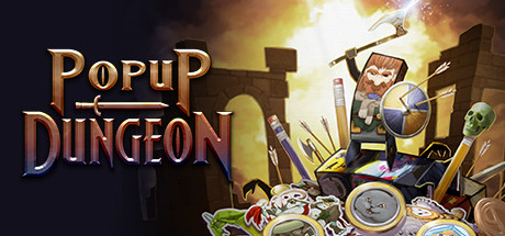Popup Dungeon cover
