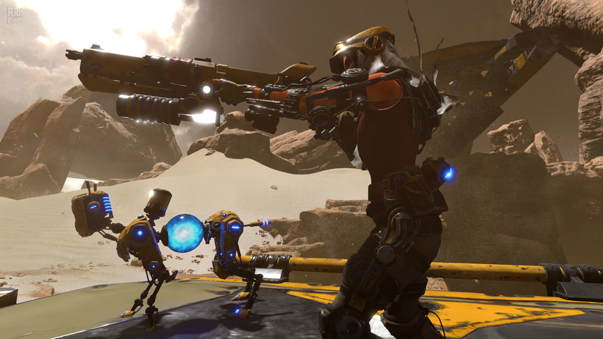 ReCore Definitive Edition gameplay2